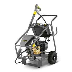 Kärcher hD 25/15–4cage plus nettoyeur haute pression ou nettoyeur haute pression–Nettoyeur haute pression (5m, 150bar, 30bar, 190bar, 12500W, 112kg)