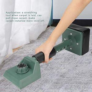 Outil de pose de moquette réglable très résistant, outil de pose pour genou