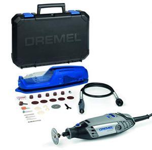 Dremel outil multifonction 3000-1/25 EZ (130 W, set d'accessoires 25 pièces, coffret)