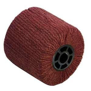 Fartools 110873 Brosse fibre synthétique pour rénovateur REX120 Diamètre 120 mm Noir