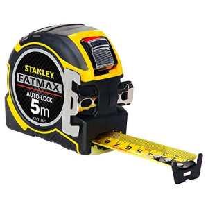 Stanley XTHT0-33671 Mesure magnetique autolock 5x32mm fatmax, Jaune/Noir