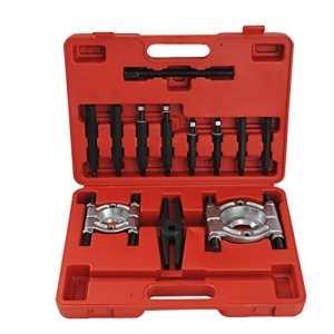 12 pièces Kit Extracteur de roulement Jeu d'outils extracteur Kit Couteau de séparation