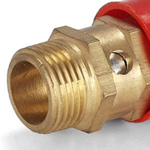 1/4″ 8KG compresseur d'air de sécurité PURGE d'échappement Régulateur de décompression Valve pour machine à mousse machine à l'alimentation en eau
