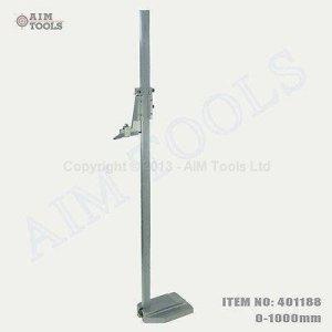 401 188 Ingénieurs 1000 mm griffoir scriber höhenmess pince en métal dur