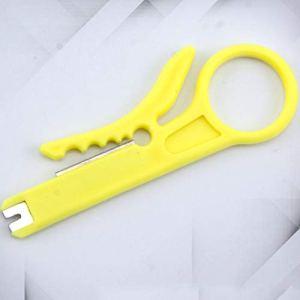 Zinniaya Outil de sertissage automatique Pince à dénuder Pince à couper les fils Outil de sertissage Outil de sertissage
