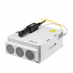 Raycus 20W-50W Q-Switched Laser Series GQM 1064nm Machine de marquage laser DIY Pièce RFL-P50Q multicolore