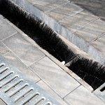 Batavia 7062050 Protection de gouttière ø120 mm x 400 cm