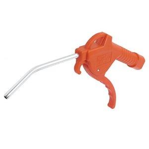 Buse de tube courbé en plastique orange pour nettoyer le corps