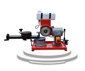 Huanyu 370W Travail du bois a vu la machine de meulage de pignon de lame Affûteuse de meuleuse Machine de meulage de broyeur avec réservoir d'eau (110v)