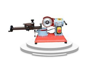 Huanyu 370W Travail du bois a vu la machine de meulage de vitesse de lame Meuleuse d'affûteuse Meuleuse de meulage (220V, 370W)