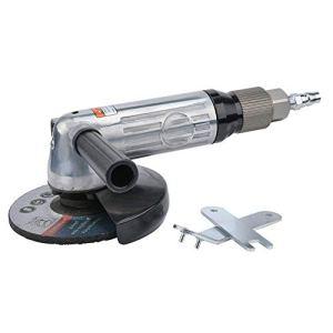 HYY-AA Portable Practica pneumatique 5 pouces pneumatique meuleuse d'angle, 125mm pneumatique Moulin à main, à main Grinder pneumatique Outils industriels