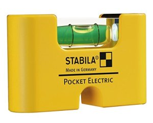 Niveau à bulle Stabila POCKET ELECTRIC