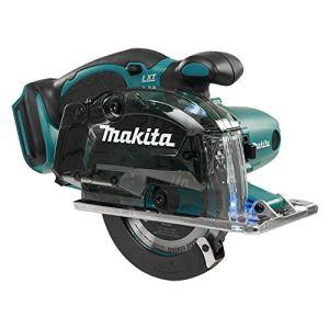 Makita DCS552Z Scie à Métaux Bleu 18 V 136 mm