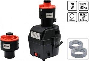 Affûteuse pour affûteuse de forets Meule Foret Ponceuse 70W 3–16mm