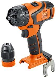 Fein ABS 18Q Select 2000rpm 18V Black, Orange Cordless Screwdriver–Sans Fil Screwdrivers (18V, 1,3kg)