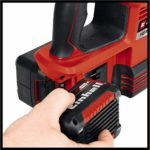 Einhell Marteau-perforateur sans fil Herocco36/28 PowerX-Change (Twin-Pack, perçage, perforage et burinage avec et sans fixation du burin, 3.2J, coffret E-Box, sans batterie ni chargeur)