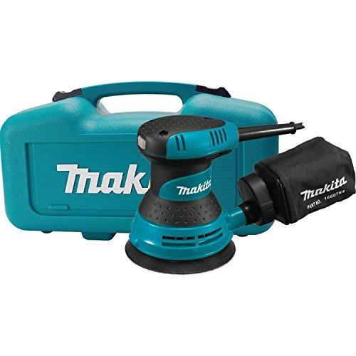 Makita 5ponceuse excentrique W/Coque»[DIY & outils] [DIY & outils] [DIY & outils]