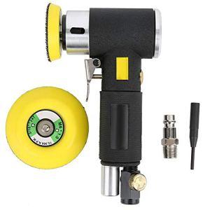 Mini ponceuse à air, ponceuse à air, machine à polir, outil pneumatique, accessoire de meulage, petit léger 230V