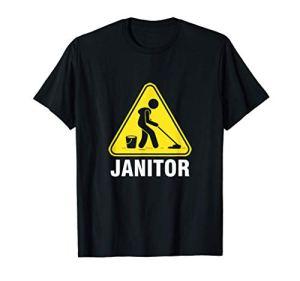 A l'attention du concierge Nettoyeur Nettoyeur Cadeau T-Shirt