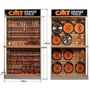 CMT Orange Tools 700.300.00l–Panneau Fraises HW S 6(tot. 300UDS.)