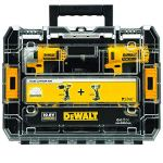 DEWALT DCK211D2T Perceuse visseuse + visseuse a chocs + 2 batteries 10,8V 2Ah Li-ion + coffret Tstak