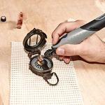Dremel Outil Multi-Usage Créatif Stylo+ (15 accessoires)
