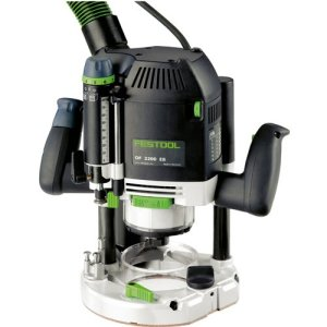 Festool of 1400 Ebq-plus Go routeur, OF 2200 EB-Plus GB 110V 2200 wattsW