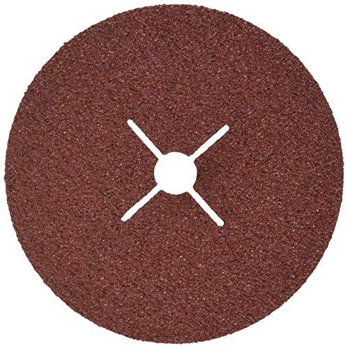 Hitachi-753192-disques abrasifs pour Meuleuses d'angle 24 mm Grain 180 à métaux, 1 unite