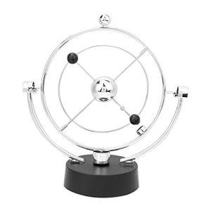 Longzhou 2020 Orbital Orbital Perpétuel Pendule Globe Orbital Swing Bureau Ornement Jouet