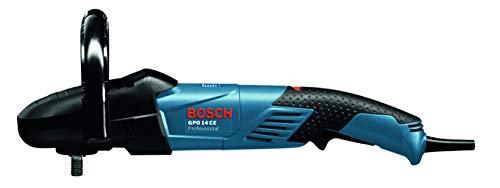 Bosch Professional Polisseuse GPO 14 CE (1400 W, Régime à vide 750 – 3.000 tr/min, Pack d'accessoires)