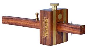 Faithfull Trusquin à mortaise Palissandre (Import Grande Bretagne)