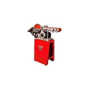 Holzmann – Ponceuse à bande 1220 x 150 mm et à disque D. 230 mm 230 V – 750 W BT1220