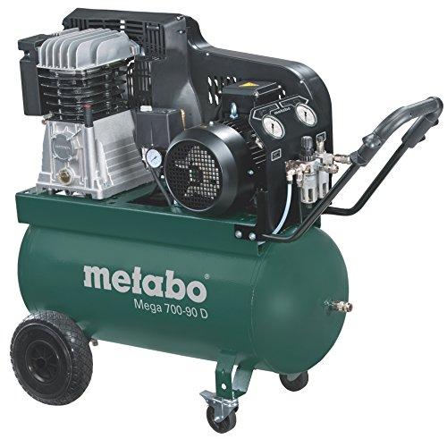 Metabo Mega 700–90D Compresseur, 601542000