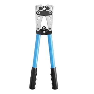 MultiWare Pince à Sertir 6-50mm² sertisseuse Outil de Sertissage à la main Réglable