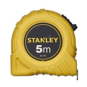 Stanley 0-30-497 Mesure 5 m/19 mm Jaune/Noir