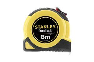 Stanley Dual Lock Tylon ruban de poche 8m (Largeur: 25mm)