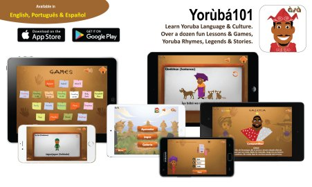 Yoruba101 Yoruba language learning app