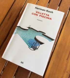 Libri in valigia: Villetta con piscina di Herman Koch