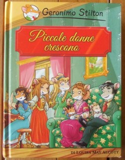 Piccole donne crescono, di Louisa May Alcott