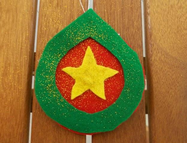 Kreattiva Lavoretti Di Natale.Decoriamo Albero Di Natale Con Feltro E Colla A Caldo Genitorialmente
