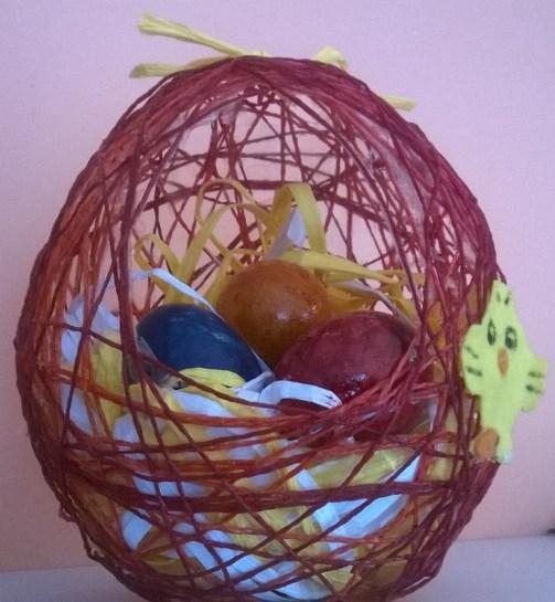 Centrotavola Pasquale: Handmade Easter | Genitorialmente