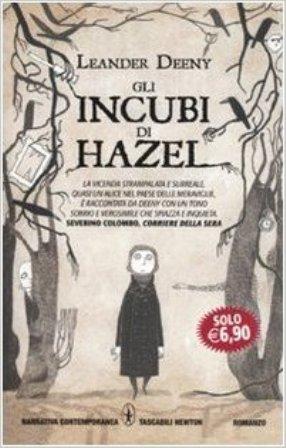Libri per ragazzi: Gli incubi di Hazel di Leander Deeny | Genitorialmente