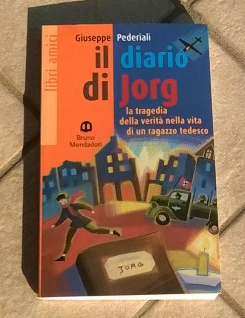 Libri per adolescenti sull'Olocausto: Il diario di Jorg | Genitorialmente