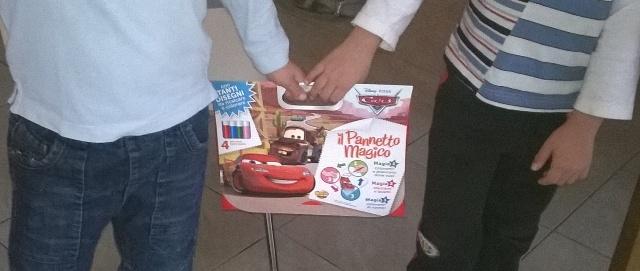 Regali creativi per bambini: pannetto Magic Sticky | gentorialmente