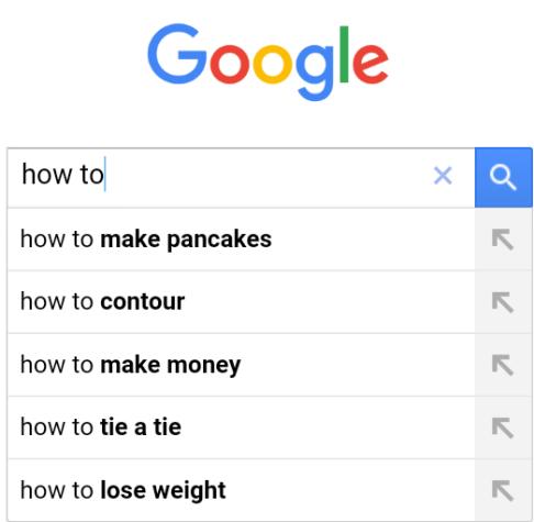 Come fare curiosità - Risponde Google | Genitorialmente