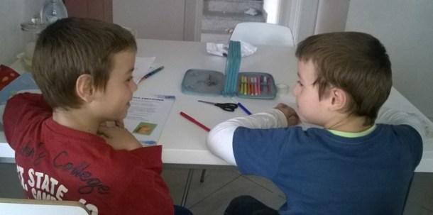 Come fare i compiti con i gemelli | Genitorialmente