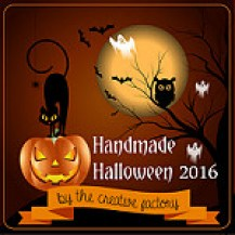 Handmade Halloween 2016 – The Creative Factory – Genitorialmente