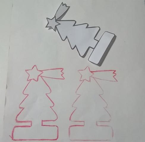 Segnaposto Natalizi In Cartoncino.Lavoretti Di Natale Per Bambini Segnaposti Natalizi Genitorialmente