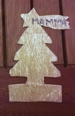 Lavoretti di Natale per bambini: segnaposti natalizi | Genitorialmente