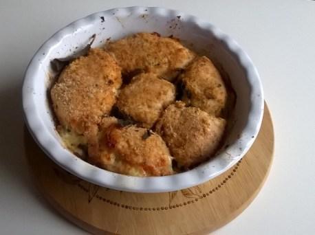 Ricette fettine di tacchino - Fagottini spinaci e formaggio | Genitorialmente